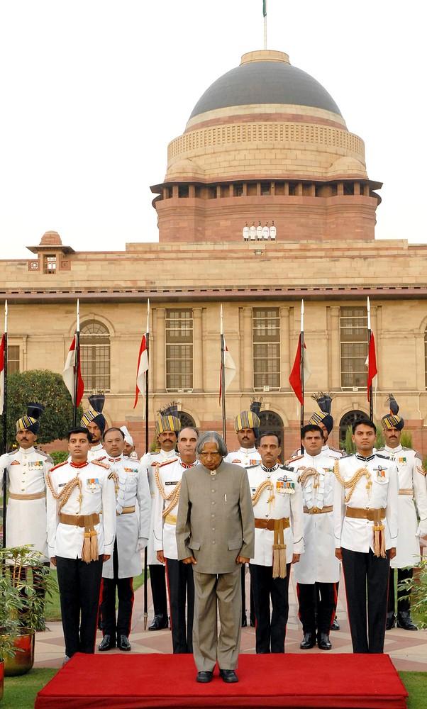 Abdul Kalam at Farewell Function