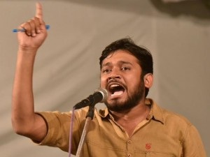 कन्हैया कुमार : JNUSU President, राष्ट्रविरोधी मामला
