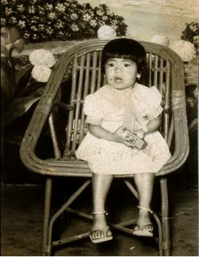 Mary Kom in Childhood